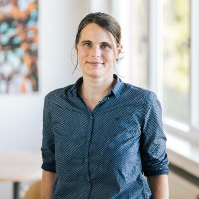 Foto: Daniela Plaumann Bereichsleitung Kinder-, Jugend- und Familiendienste der Diakonie Münster