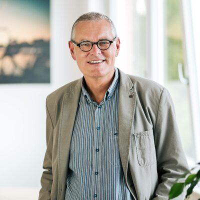 Foto: Uwe Wellmann Bereichsleitung Kinder-, Jugend- und Familiendienste der Diakonie Münster