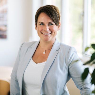 Foto: Isabell Bahl, Leiterin Ergotherapie, Diakonie Münster