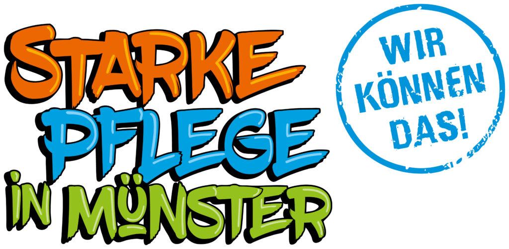 Logo: Starke Pflege in Münster