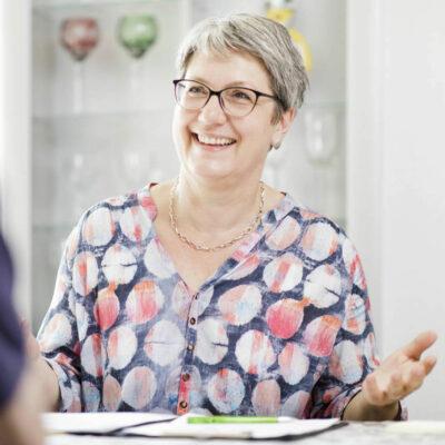 Foto: Theresia Nimpsch, Pflegeberaterin der Diakonie Münster