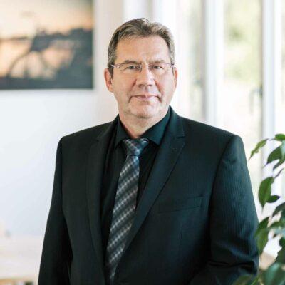 Foto: Ulrich Schülbe, Vorstand der Diakonie Münster e.V.