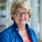 Foto: Beanka Ganser, Mitglied des Verwaltungsrates der Diakonie Münster