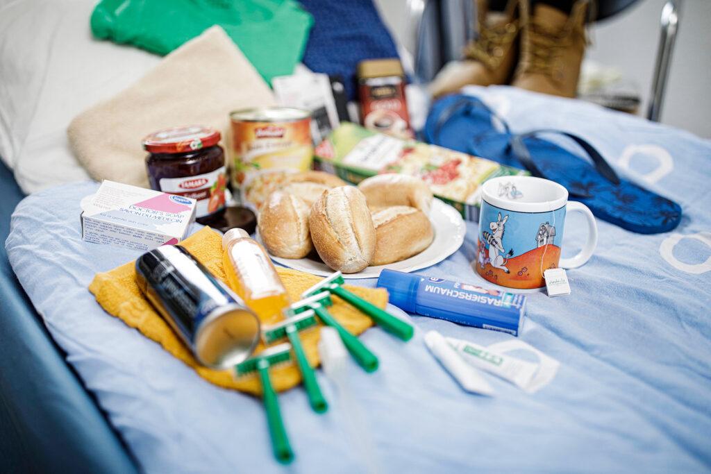 Foto: Notschlafstellen Sleep-In - Schlafplatz mit Grundversorgung