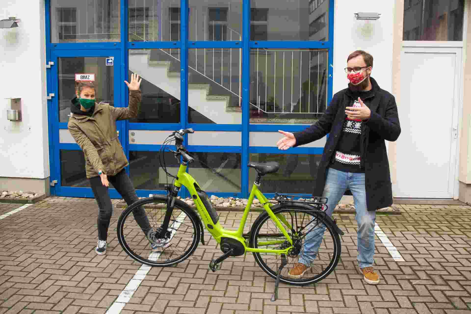 E-Bike für W & E