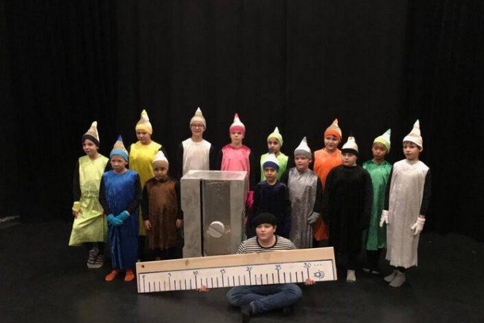 Theatergruppe Bühnenflitzer