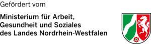 Logo: MAGS NRW