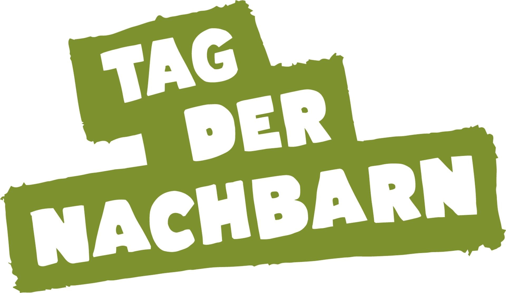 Foto: Logo Tag der Nachbarn